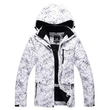 Brand New Thermal Waterproof Snowboard Jackets