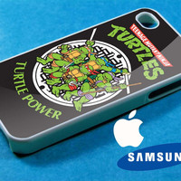 Teenage Mutant Ninja Turtles Hero iphone 4/4s case, iphone 5/5s/5c case, samsung s3 i 9300/s4 i 9500 case