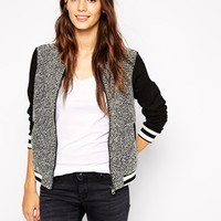Esprit Bomber Jacket at asos.com