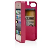 EYN (Everything You Need) Smartphone Case for iPhone 4/4s - Pink (eynpink)