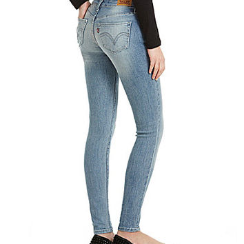 Levi's® 535™ Denim Leggings - Light Indigo Century Wash
