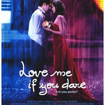 Love Me If You Dare 27x40 Movie Poster (2003)