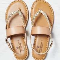 AEO BRAIDED & WIDE STRAP SANDAL