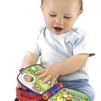 Fisher-Price Laugh & Learn Teddy's Shapes & Colors Book