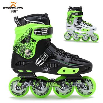 Professionales Road Show RX4 Roller Skates Four Wheel Skates Inline Skates Ice Hockey Skates For Adulto