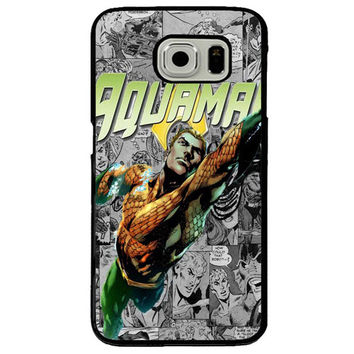 Aquaman TPU+PC Case For Samsung Galaxy S7 Edge