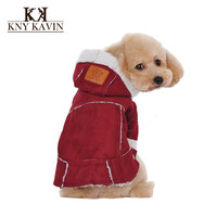 Brand Dog Clothes British style Clothing For Dog New 2015 Autumn Winter Clothes Dogs Products Warm Coats HP653