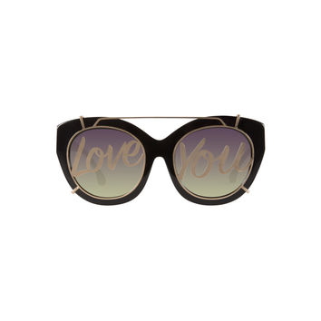 Walker Sunglasses | Alice + Olivia