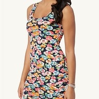 Pansy Tank Bodycon Mini