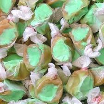 Caramel Apple Salt Water Taffy 1/2 lb