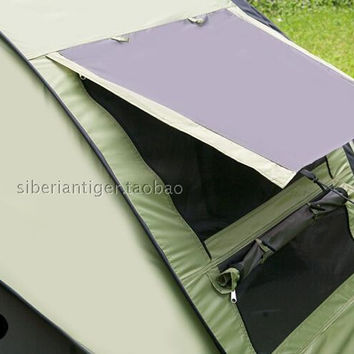 5-6 Person Tent. Auto Assist Set up