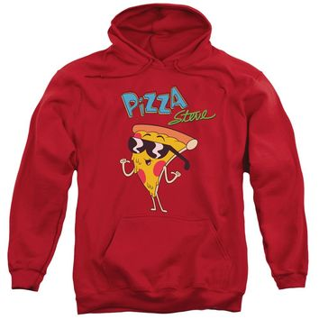 Uncle Grandpa - Pizza Steve Adult Pull Over Hoodie