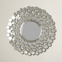 "Renwil Inc - MT849 - 42"" Round Mirror"