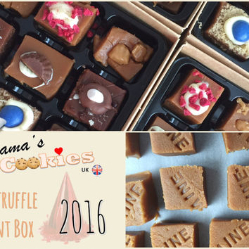 ADVENT Fudge Truffle Box Christmas posted around 20/11/2016