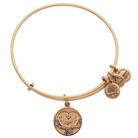 Lovebirds Charm Bangle