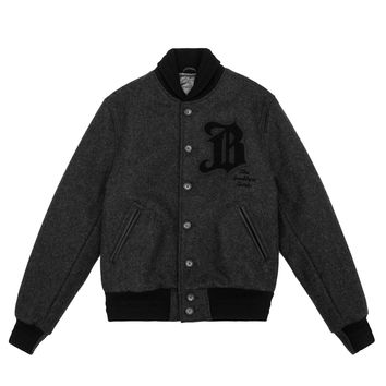"BKc ""Olde English"" Wool Varsity"