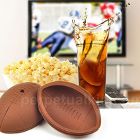 COLD SNAP FOOTBALL ICE MOLD