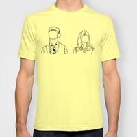 500 Days of Summer T-shirt by Pop & Sketch