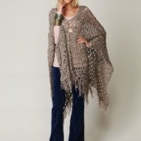 Free People Sestiere Poncho at Free People Clothing Boutique