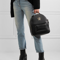 Versace - Palazzo medium leather backpack