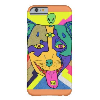 Psychedelic Puppy iPhone 6 Case