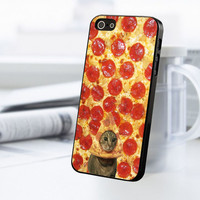 Pizza Cat Cute iPhone 5C Case