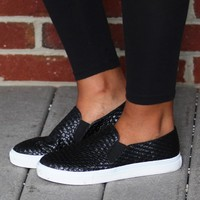 Kickin' It Slip On Sneakers | Monday Dress Boutique