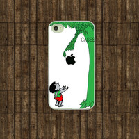 iphone 4 case  Apple Giving Tree  Iphone case Iphone by TitanCases