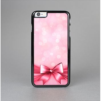The Magical Pink Bow Skin-Sert Case for the Apple iPhone 6