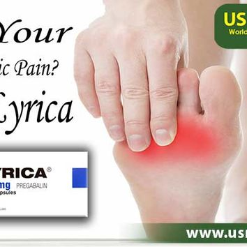 Nerve Pain ruining your life? Lyrica is the solution for this