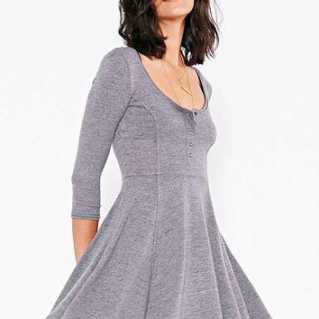 BDG Sally Henley Swing Dress-