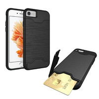 iPhone 7 Slide O Matic Case and Credit Card Storage.