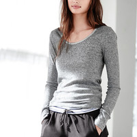Long-sleeve Crewneck Tee - Layering Tees - Victoria's Secret