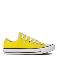 Converse Chuck Taylor All Star Classic Low Top Sneakers in Citrus