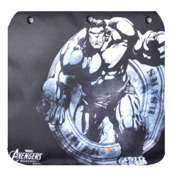 Hulk Smash Flap for Messenger Bag