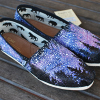 Alaska Galaxy TOMS shoes