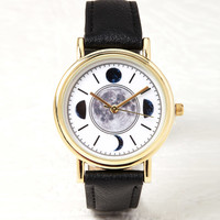 Celestial Analog Watch