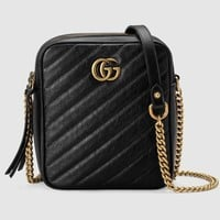 Gucci GG Marmont mini shoulder bag