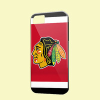 Chicago Blackhawks for ipod touch 4/5 iPhone 4/4s, iPhone 5/5s/5c/6/6+, Samsung S3/S4/S5 Case