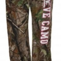 """LOVE CAMO"" Camo Lounge PantsPurchase"