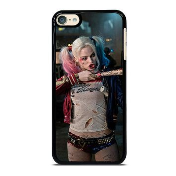 HARLEY QUINN SUICIDE SQUAD iPod Touch 6 Case Cover