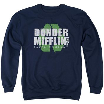 The Office - Recycle Mifflin Adult Crewneck Sweatshirt