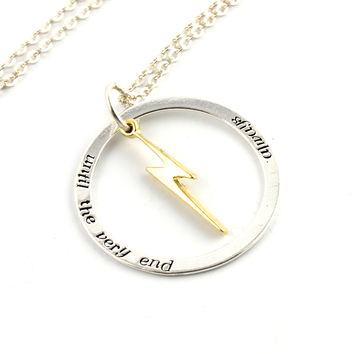 Until the Very End Necklace