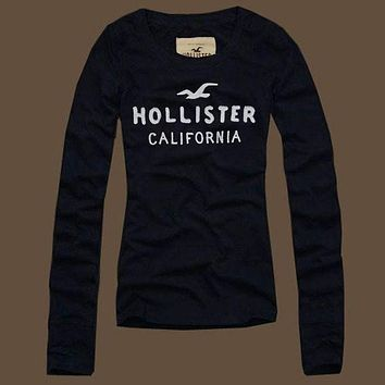 Trendsetter  Hollister A&F  Women  Fashion Casual Shirt Top