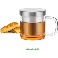 Infuser Tea or Coffee Cup