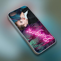 BuTum - Tour Bangerz Miley Cyrus - Cell Phone Custom - iPhone 4 4s 5 5s 5c, Samsung S3 S4