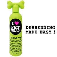 De Shed Me Miracle Deshedding Shampoo | Pet Head