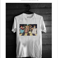 disney princess the beatles Shirt