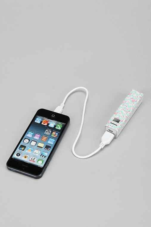 Printed Portable Phone Charger from Urban Outfitters  f637183f7