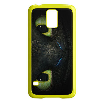 Toothless How To Train Your Dragon Samsung Galaxy S5 Case